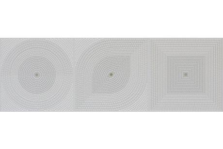 518 FLAVIA GEOMETRIC DECOR  OFF WHITE
