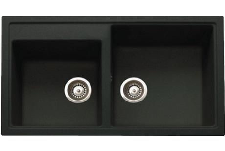 Quartz Double Bowl Sink