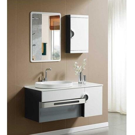 Wooden Bathroom Cabinet
