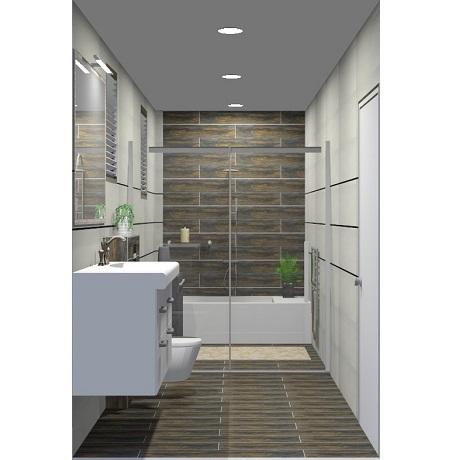 Wooden Bathroom Concepts