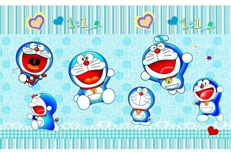 Unduh 400 Koleksi Wallpaper Doraemon Polkadot Paling Keren